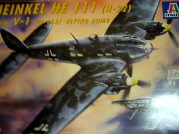 Cape hobby gift heinkel he 111 h 22 with v 1 flying bomb for 5825 sw 111 terrace